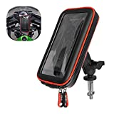GUAIMI Motorcycle Phone Mount Waterproof Cellphone Bag Case