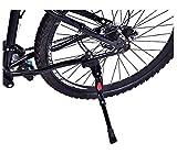 Rehomy béquille de vélo réglable, Accessoire de Bicyclette en Alliage daluminium...