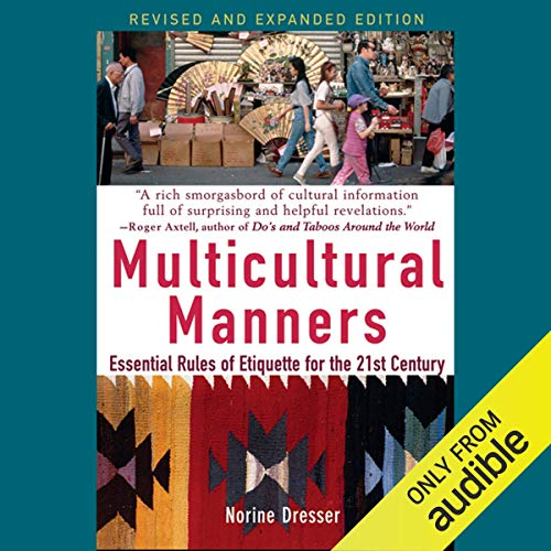 Multicultural Manners: Essential Rules of Etiquette for the 21st Century copertina