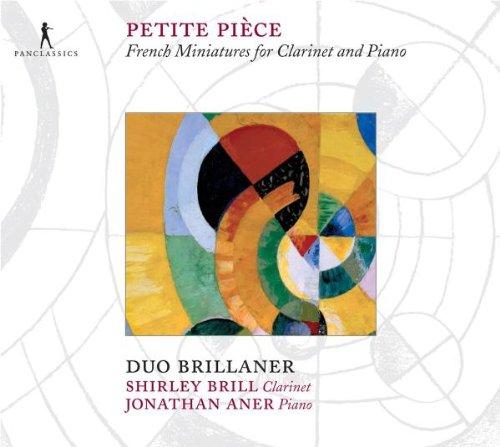 Petite Piece - Französische Miniaturen für Klarinette und Klavier