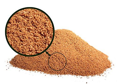 Corcho granulado aka corcho polvo o polvo para pesca cebo Pop Up Boilie Mix, 5 litre (375 grams approx)