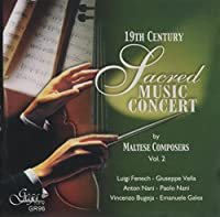 19th Century Sacred Music By Maltese Composers 2