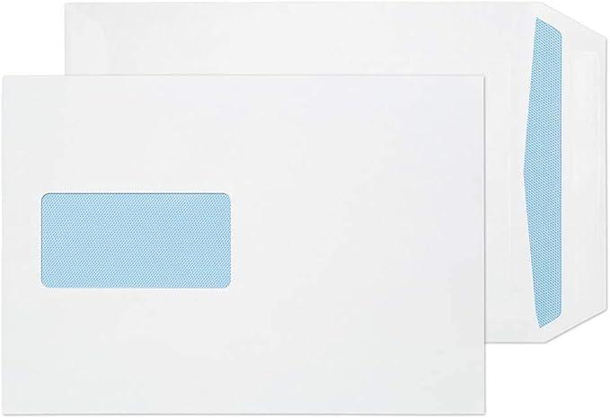 high quality c5 plain envelopes,90 gsm strong paper 229mm x 162mm