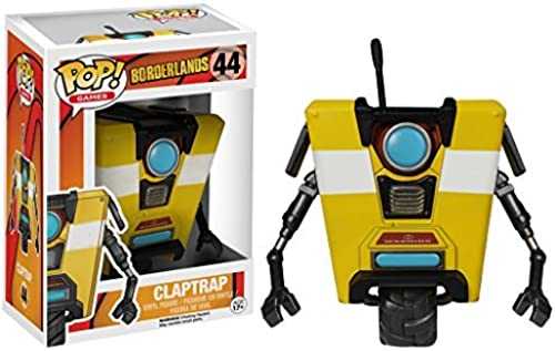 Borderlands Clap Trap Pop  Vinyl Figure by Borderlands 2