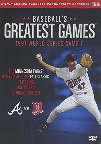Baseball's Greatest Games: 1991 World Series Game 7 2003 Alcs Game 7