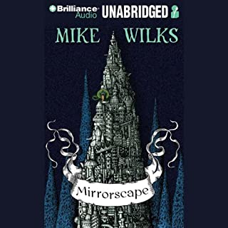 Mirrorscape audiobook cover art