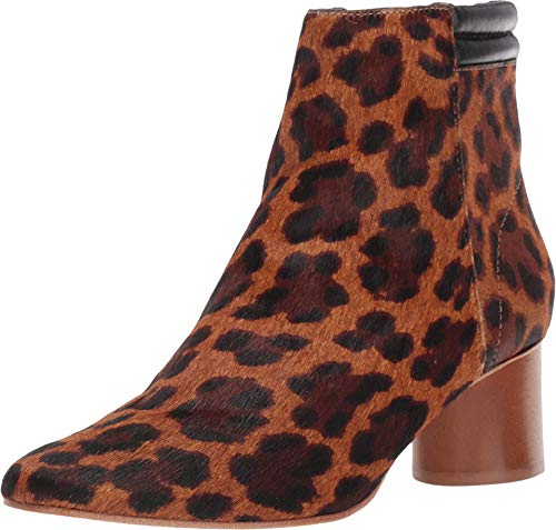 Bernardo Izabella Leopard Leopard/Black Calf 8.5 M