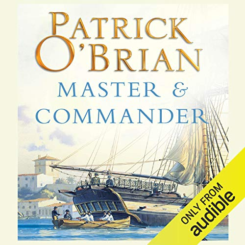 Page de couverture de Master and Commander