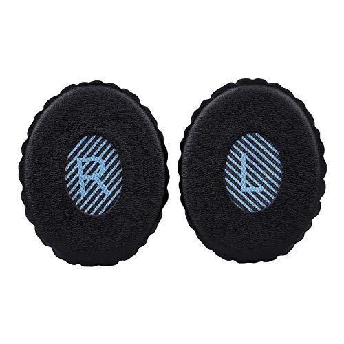 SOULWIT Almohadillas de Repuesto para Auriculares Bose OE, compatibles con Auriculares Bose On-Ear 2 (Bose OE2 y Bose OE2i)   SoundTrue On-Ear (OE)   SoundLink On-Ear (OE)