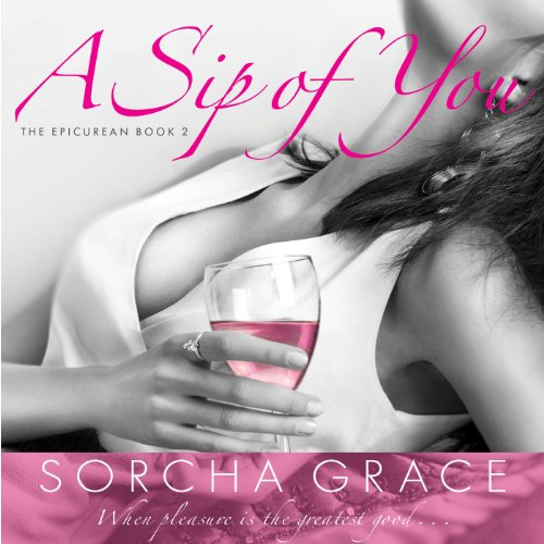 A Sip of You audiobook cover art