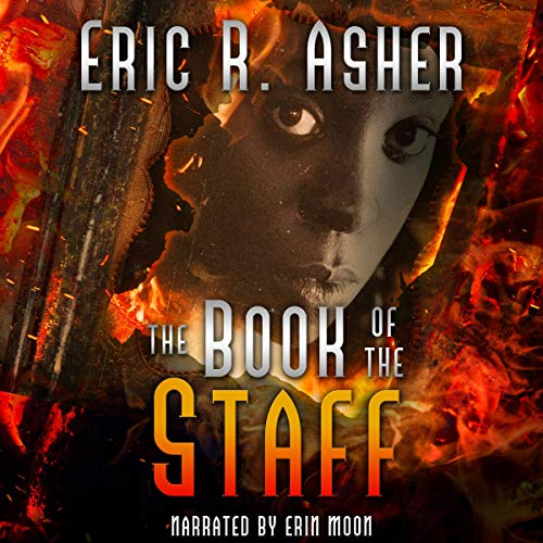 The Book of the Staff audiobook cover art