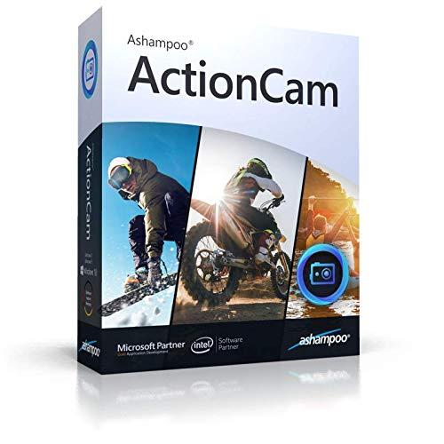 Ashampoo ActionCam deutsche Vollversion (Product Keycard ohne Datenträger)