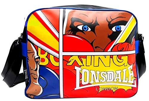 Lonsdale Borsa Messenger Comics BCL53