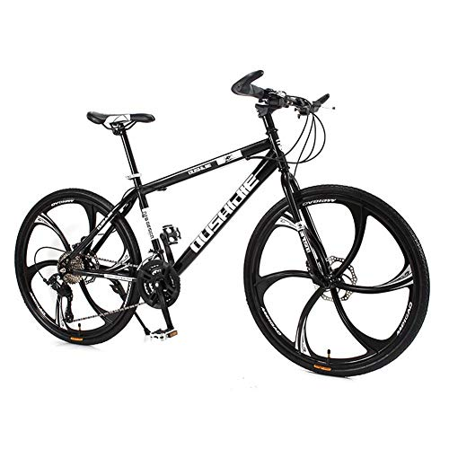 Buy AHAVINTAGE.COM Hybrid Bike Outdoor Sports Cycling Bicycle Dual Disc Brake (Color : Black, Size :...