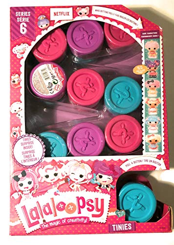 Lalaloopsy 1 Mystery Button Series 6