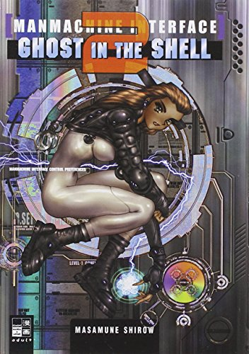 Manmachine Interface. Ghost in the Shell 2
