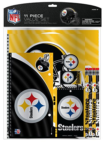 National Design NFL 11-Piece Stationery Set (11056-QUW)