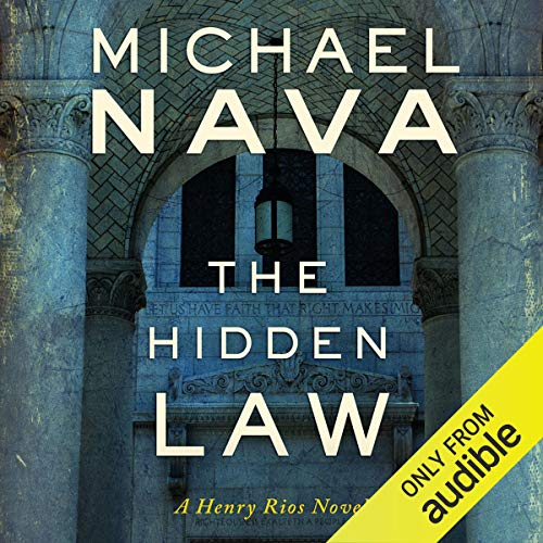 The Hidden Law audiobook cover art