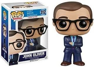 Funko POP TV: Last Week Tonight John Oliver Action Figure