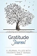 Best Gratitude Journal: A Journal Filled With Favorite Bible Verses (KJV) Reviews