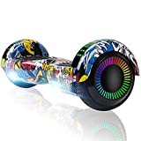FLYING-ANT Hoverboard for Kids with Bluetooth and...