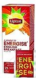 Lipton Gama Sensaciones Té Negro English Breakfast, 6 unidades x 25 bolsitas de te