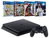 Pack PS4 + FIFA 18 + GTA V + Metal Gear Solid V + Qui es-tu?