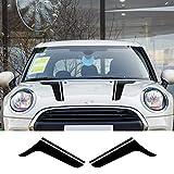 HLLebw Auto Pegatinas de Calcomanías, For Mini Cooper R56 R57 R58 R50 R52 R53 R59 R61 R60 F60 F55 F56 F54