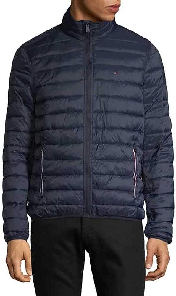 Tommy Hilfiger Mens Lightweight Puffer Jacket