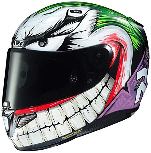 HJC Helmets RPHA11 JOKER DC COMICS MC48 M