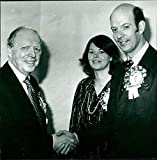 Airey Neave - Vintage Press Photo