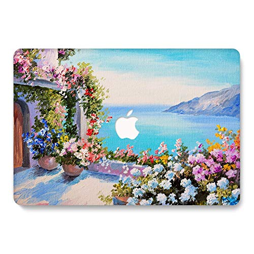 UZAHSK Compatible For MacBook Pro 13 Inch Case 2012-2015 Release (Model A1425/A1502) Protective Plastic With Patterns (With Retina) Only Apply to Laptop Cover for MacBook Pro 13.(Color-RS538)