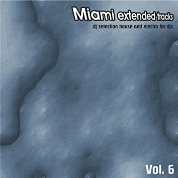 Miami Extended Tracks, Vol. 6 (DJ Selection and Electro for Djs)
