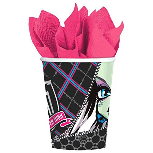 Great Features Of Cups | Monster High Collection | Party Accessory