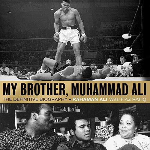 My Brother, Muhammad Ali cover art