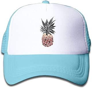 XSDSD Adjustable Printing Snapback Mesh Hat Unisex Adult Baseball Cap