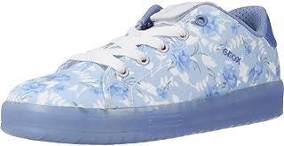 Geox J Kommodor Girl B, Sneakers Basses Femme