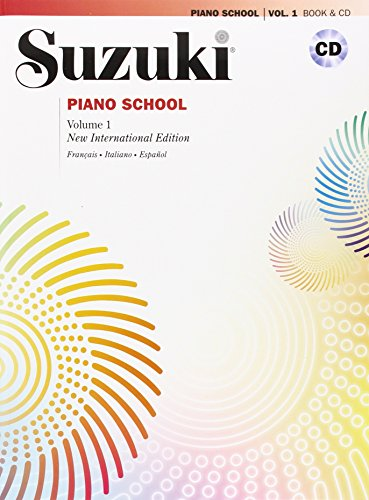Suzuki Piano School Vol. 1