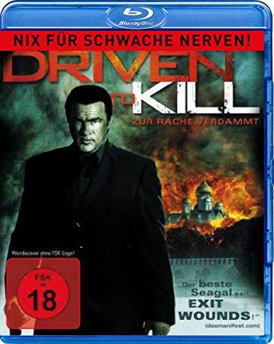 Driven to Kill - Zur Rache verdammt! UNCUT - Nix für schwache Nerven! [Blu-ray]