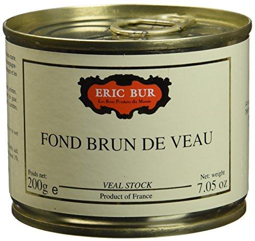 ERIC BUR Fond Brun de Veau 200 g - Lot de 6