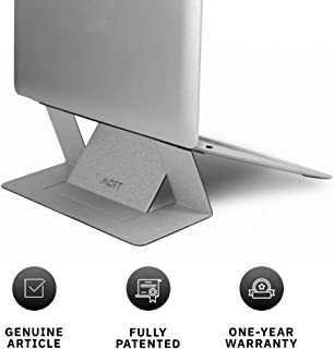 MOFT Laptop Stand, Invisible Lightweight Laptop Computer Stand, Compatible with MacBook, Air, Pro, Tablets and Laptops up to 15.6