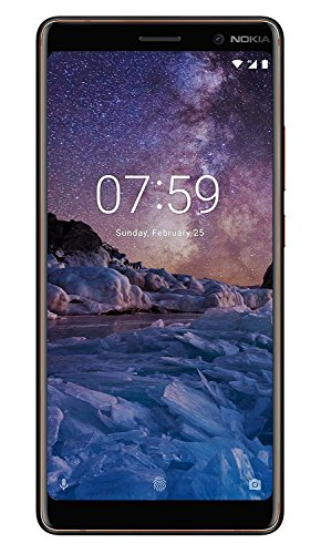 Nokia X6 Navi Edition Smartphone (8,1 cm (3,2 Zoll) Display, Touchscreen, 16GB interne Speicher, T-Mobile Software) schwarz/rot