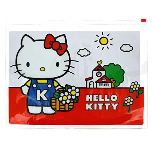 Hello Kitty-Custodia a portafoglio con cerniera