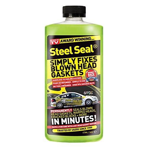Steel Seal Blown Cylinder Head Gasket Sealer