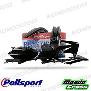 MONDOCROSS kit particolari in ergal rosso MOTOCROSSMARKETING HONDA CRF 250 R 04-09 CRF 250 X 13-14 CRF 450 R 02-08