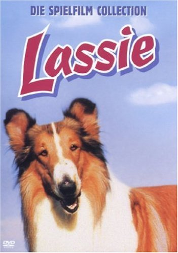 Lassie - Die Spielfilm Collection [4 DVDs]