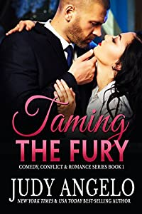 Have you entered today's brand new Kindle Fire Giveaway for May 8? Subscribe free for your chance to win! And you can help keep the good times rolling by following today's giveaway sponsor, Judy Angelo, and checking out <em>Taming the Fury</em>!