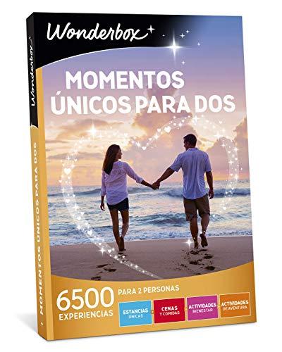 WONDERBOX Caja Regalo día de la Madre -Momentos ÚNICOS para Dos- 6.500 experiencias para Dos Personas