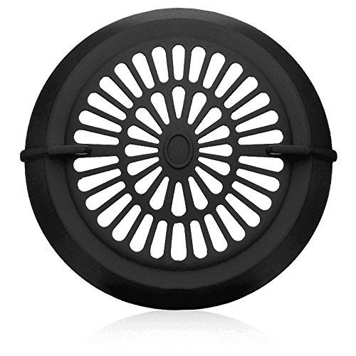 Sedu Dryer Filter/Vent Replacement Cover (Black)