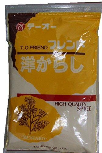 テーオー食品 フレンド洋からし300g×4袋
